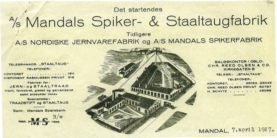 Mandal spiker (Ingressbilde)