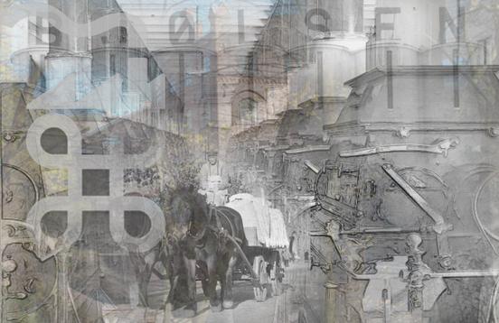 Bjølsen Remix, områdevignett Akerselva Digitalt