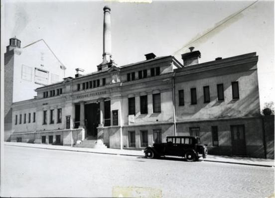 Sagene Bad ca 1924 (Ingressbilde)