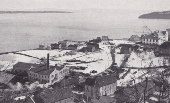 sveiseverket 1918 (Ingressbilde)