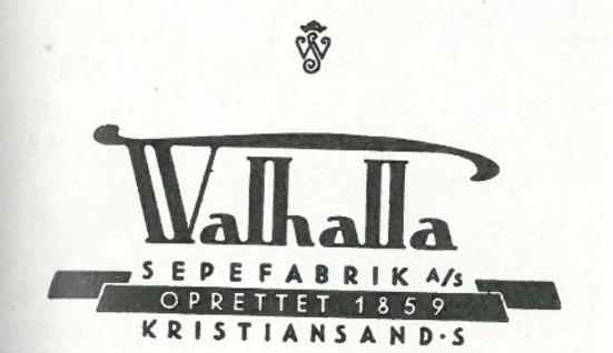 Logo til Walhalla Såpefabrikk  (Ingressbilde)